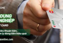 dieu kien mo the tin dung doanh nghiep vpbank