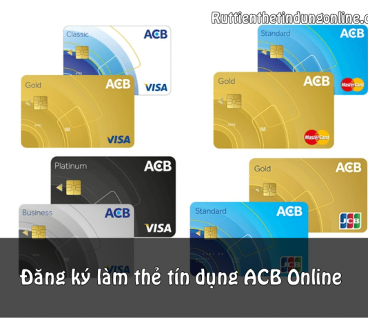 lam the tin dung acb online