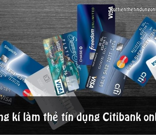 lam the tin dung citibank online