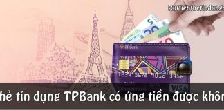 ung tien tu the tin dung tpbank