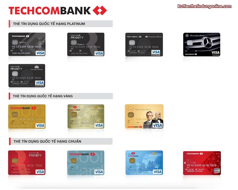 co nen lam the tin dung techcombank khong