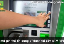 doi ma pin the tin dung vpbank
