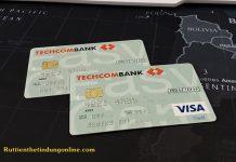cach nang han muc the tin dung techcombank