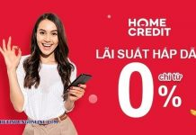 lai sủa the tin dung home credit