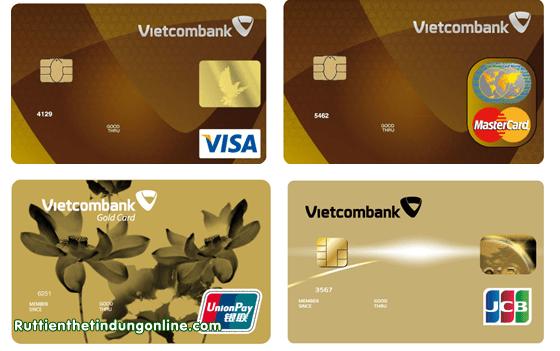 huy the tin dung vietcombank