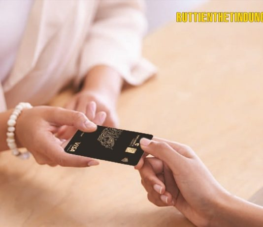 lam the visa vietcombank online