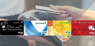 ma pin the visa vietcombank co may so
