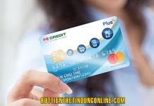 phi bao hiem the tin dung fe credit