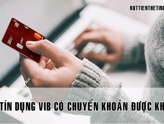 the tin dung vib co chuyen khoan duoc khong
