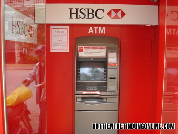 doi ma pin the tin dung hsbc