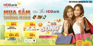 lam the tin dung hdbank online