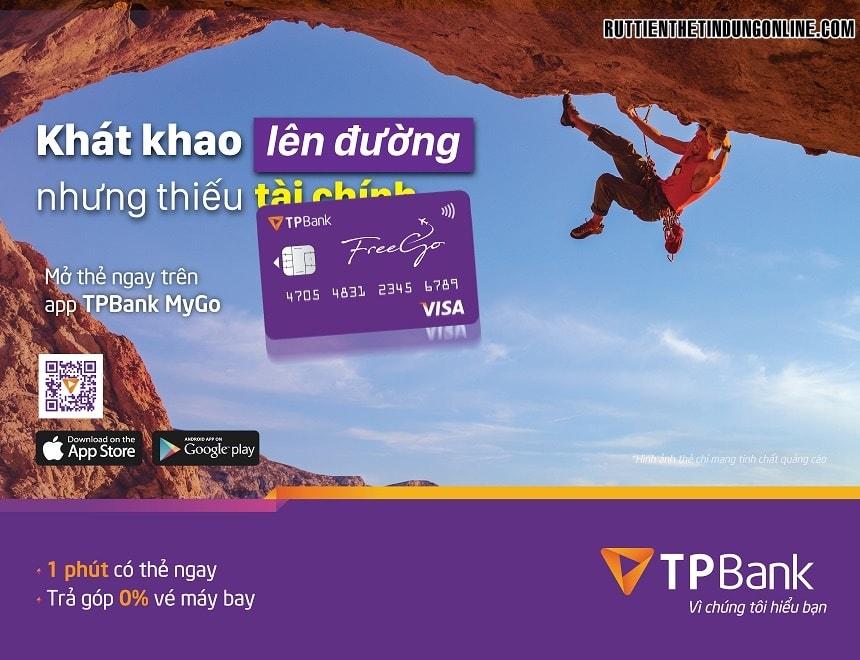 lam the tin dung tpbank cho sinh vien