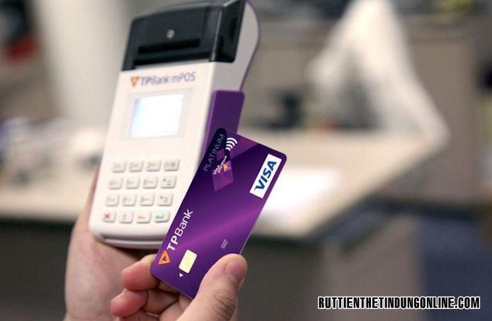 the visa tpbank co chuyen khoan duoc khong