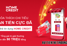 tra gop the tin dung home credit