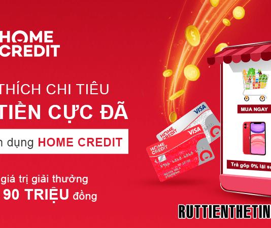 tra gop the tin dung home credit