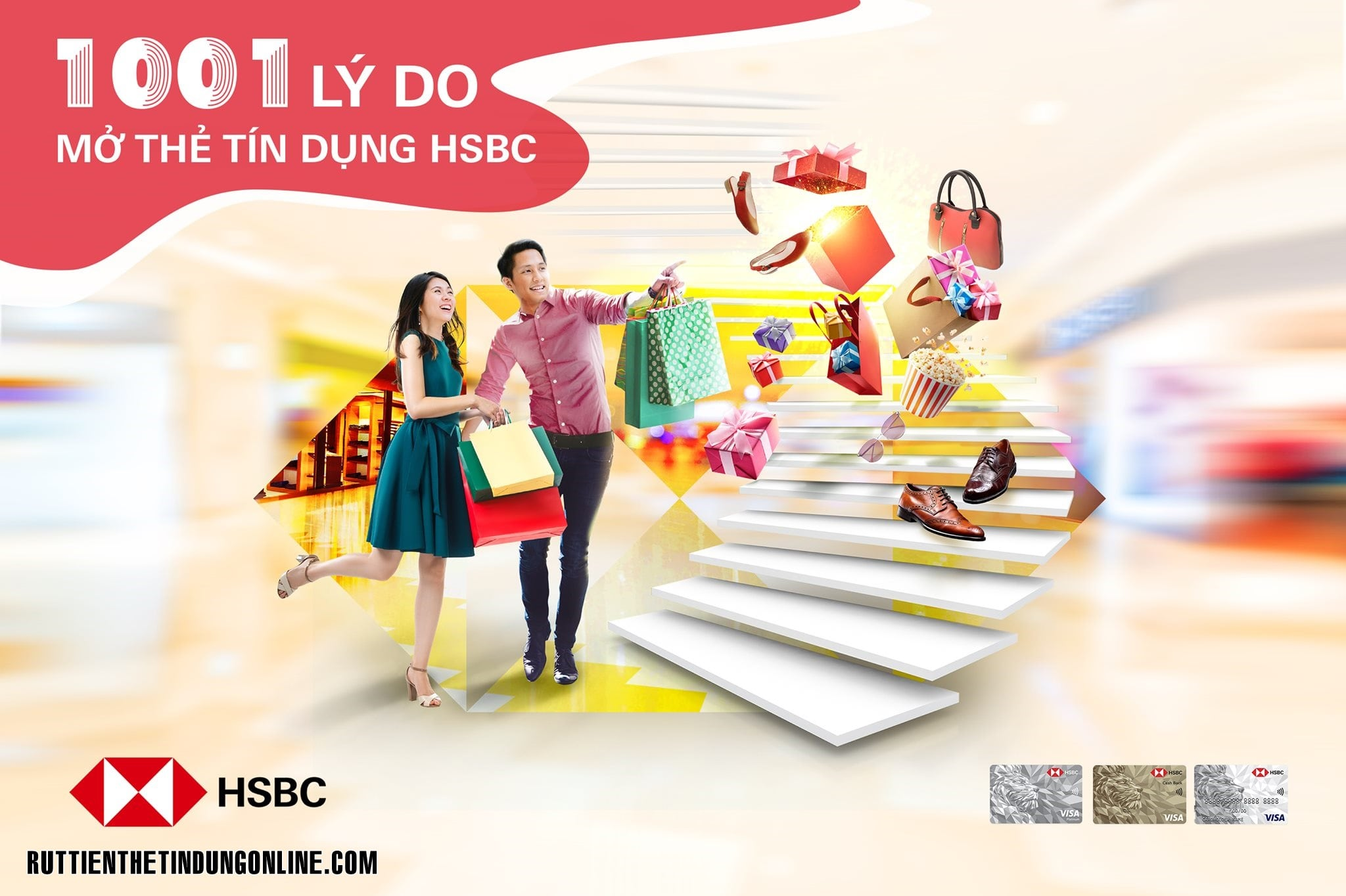 Han muc the tin dung hsbc