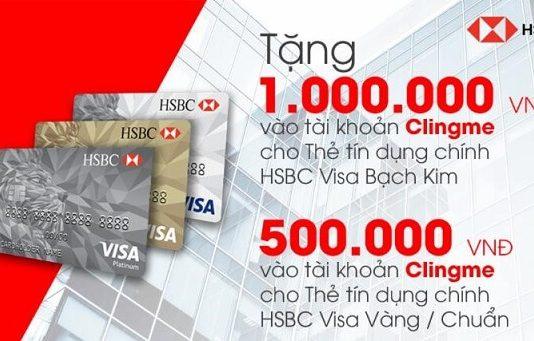 Mo the tin dung hsbc mat bao lau