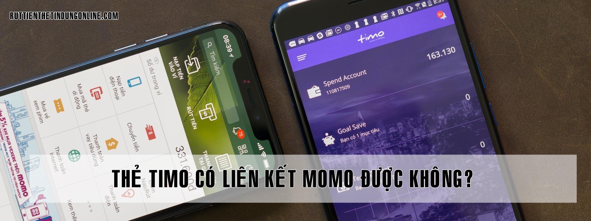 The timo co lien ket momo duoc khong