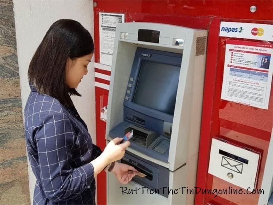 Cách rút tiền không cần thẻ msb