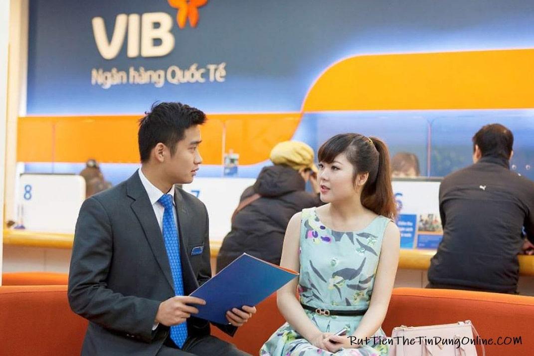 Gửi tiết kiệm online ngân hàng vib