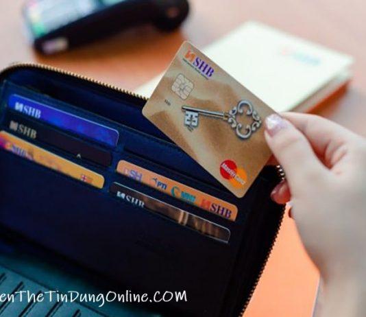 Làm thẻ tín dụng shb online