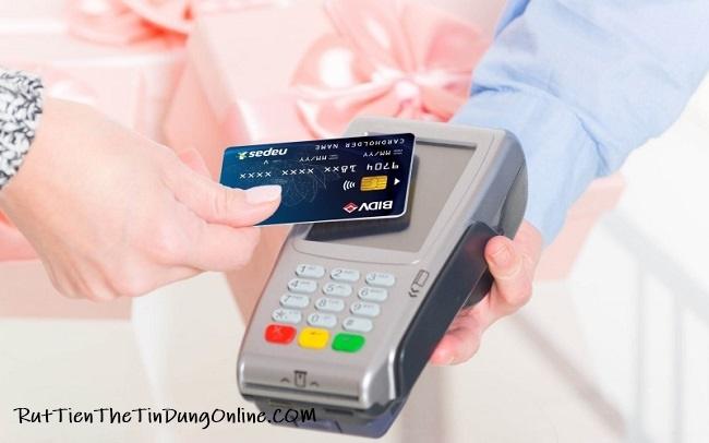 Làm thẻ visa bidv online