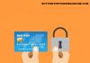 Thẻ tín dụng techcombank bị khóa
