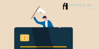 Nợ xấu thẻ tín dụng techcombank
